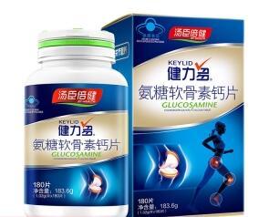 氨糖软骨素钙片(健力多)(汤臣倍健)