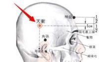 天冲穴的功效与作用 按摩天冲穴的作用 天冲穴的准确位置图