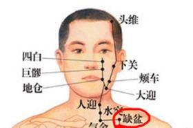 缺盆穴的功效与作用,按摩缺盆穴的作用,缺盆穴的准确位置