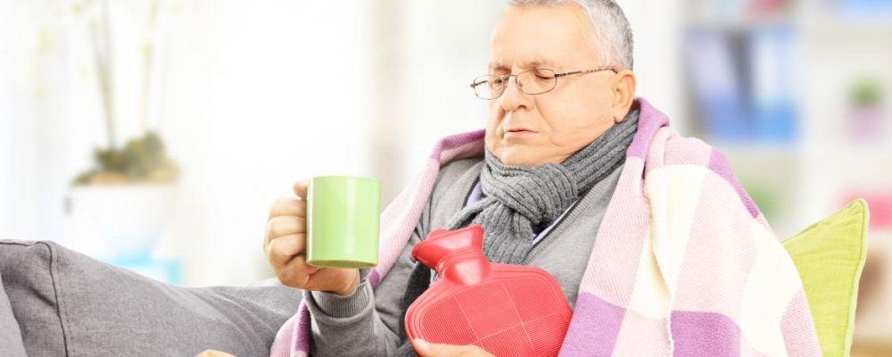 老年人 80岁老人 老人性生活